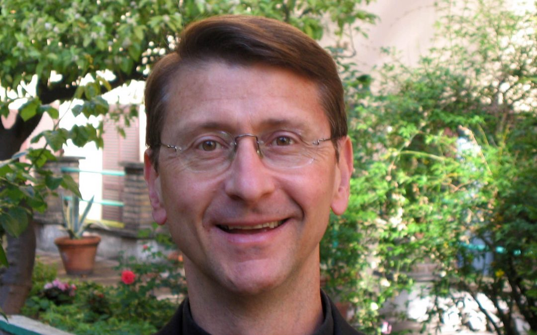 Priest gets grant to study tie between spiritual direction, moral life