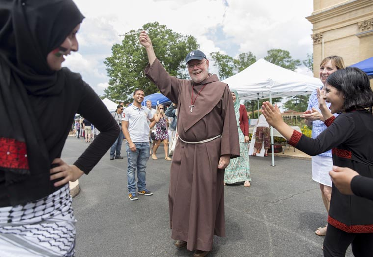Holy Land Festival unites Muslims, Christians in hope for restored peace
