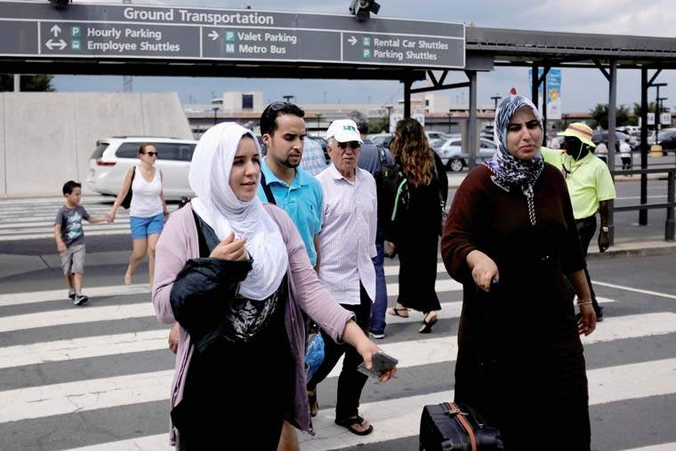 U.S. Supreme Court says travel ban exemption can include grandparents