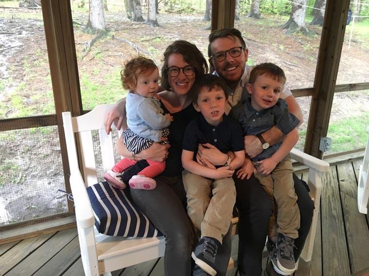 Meet Elizabeth Giordano, diocesan Natural Family Planning/ Fertility Education Program Coordinator