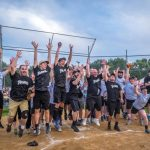 meninblacksoftball thumb 1 1 150x150 - Crowd encouraged to be courageous men of action