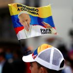 20170905T1044 0579 CNS POPE COLOMBIA MESSAGE 1 150x150 - Witness to Christ with love, pope tells Catholics on Arabian Peninsula