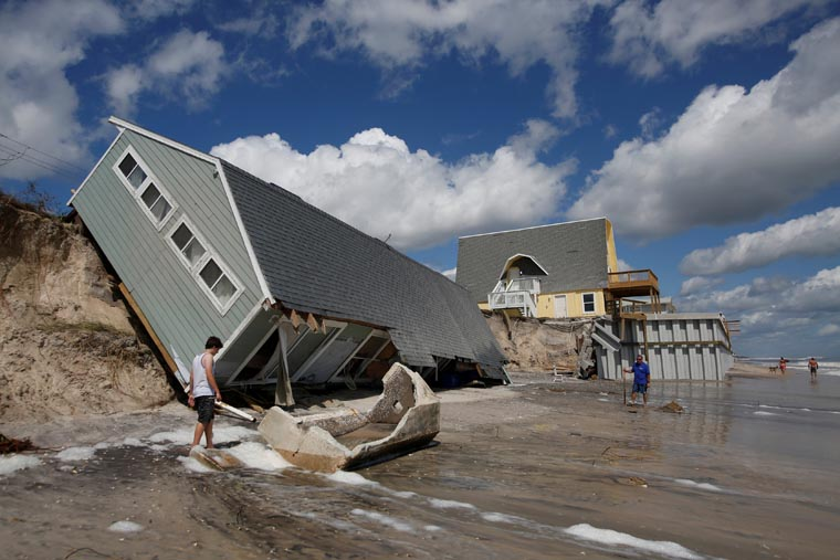 Bishops pray for 'safety, care' of all hit hard by two massive hurricanes