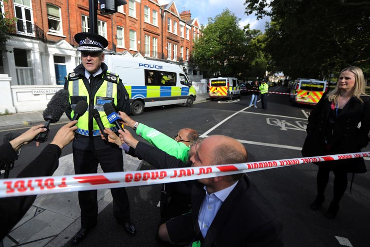London cardinal calls Tube incident 'another cowardly attack'
