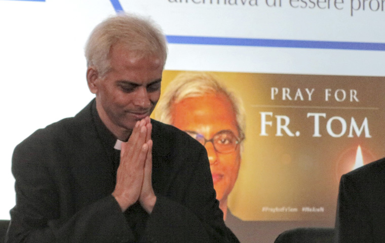 Salesian priest recounts harrowing tale of his capture, liberation