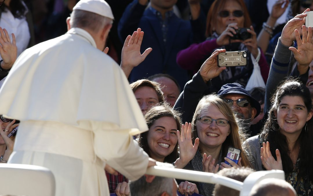 Pope says he's worried about growing anti-migrant sentiment