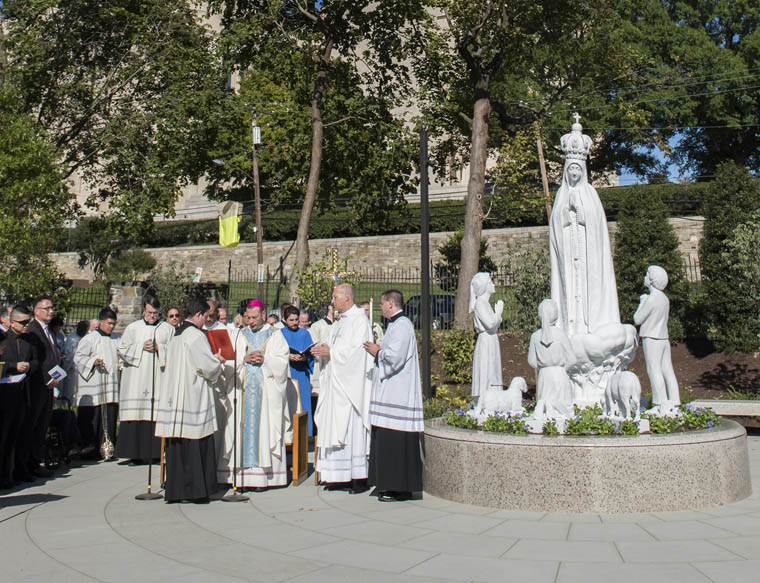 Message of Fatima as important today as 100 years ago, says bishop