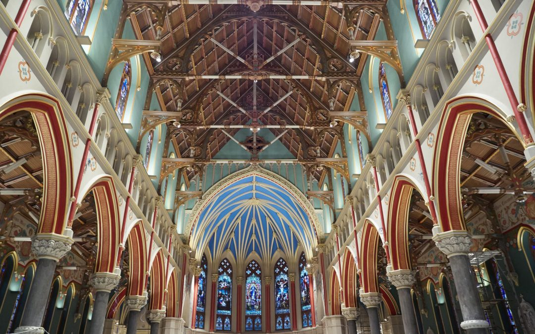 Cathedral joyfully rededicated following restoration