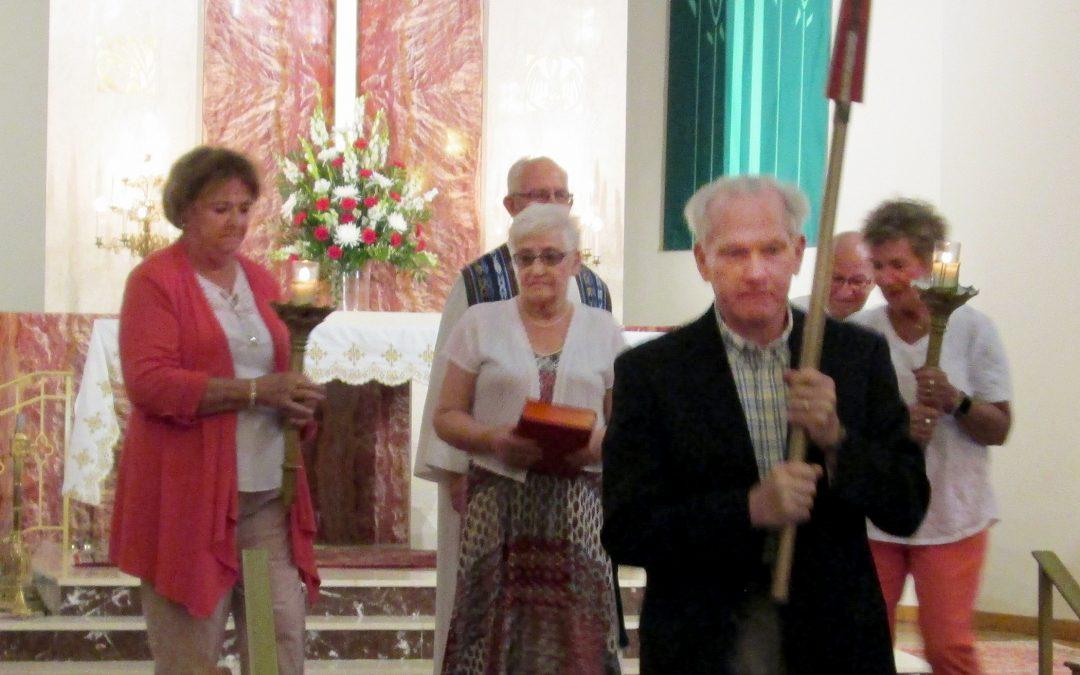 St. Vincent's reunion celebrates past, present, future