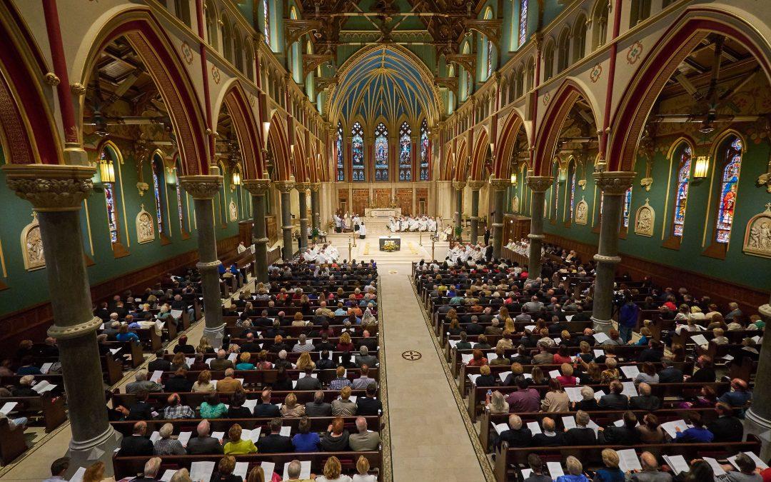 Cathedral joyfully rededicated following restoration