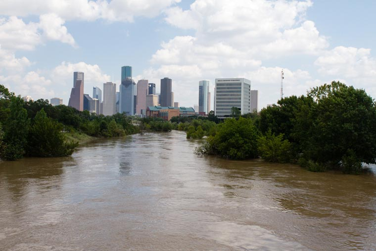 Water's rise and fall: Harvey's wrath still felt across Gulf Coast
