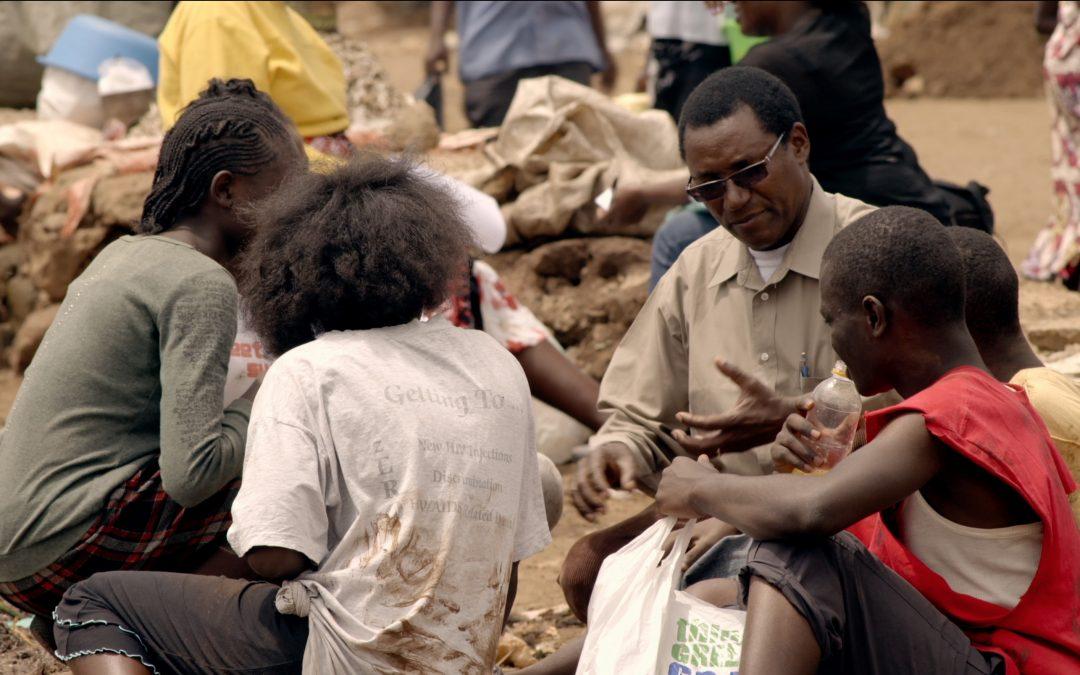 Once abandoned himself, Kenyan man now shelters thousands of kids