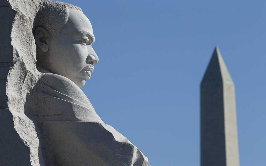 Rev. King's words on nonviolence need to be lived today, speakers say