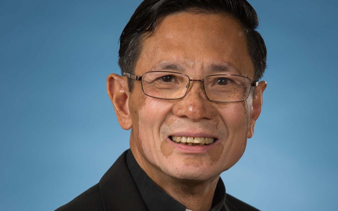 Pope names Florida priest auxiliary bishop for Orange, California