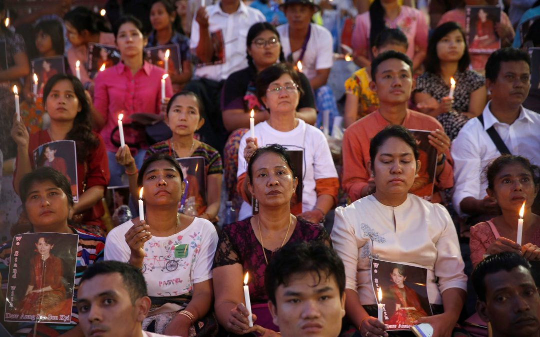 Vatican releases pope's schedule for visit to Myanmar, Bangladesh
