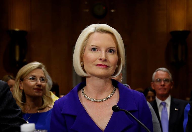 Senate confirms Callista Gingrich as U.S. ambassador to the Holy See
