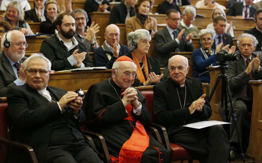 On contraception, church must continue to defend life, cardinal says