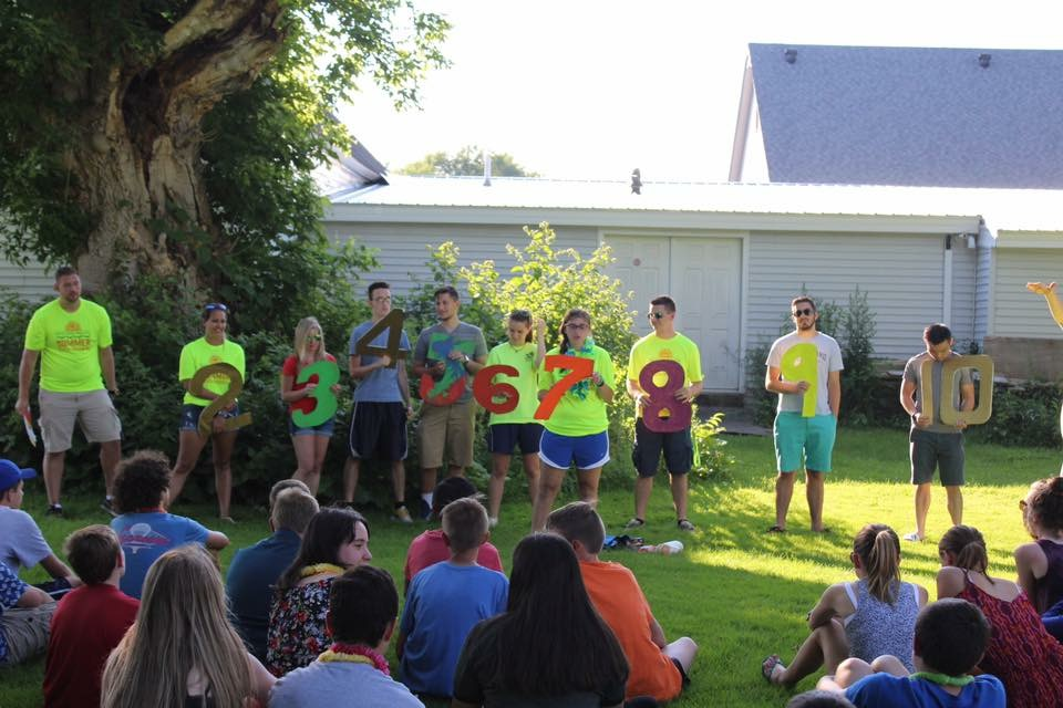 Summer youth program draws teens from across Eastern Region