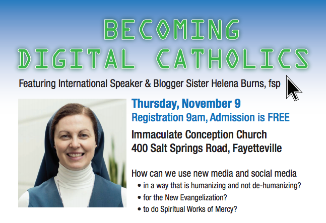 Diocese of Syracuse invites parish communicators to become 'digital Catholics'