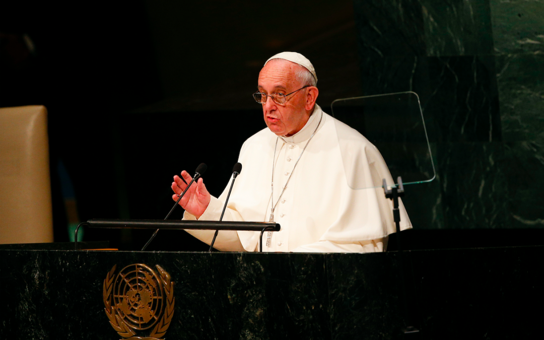 Consistently anti-nuke: Pope continues papal pleas for disarmament