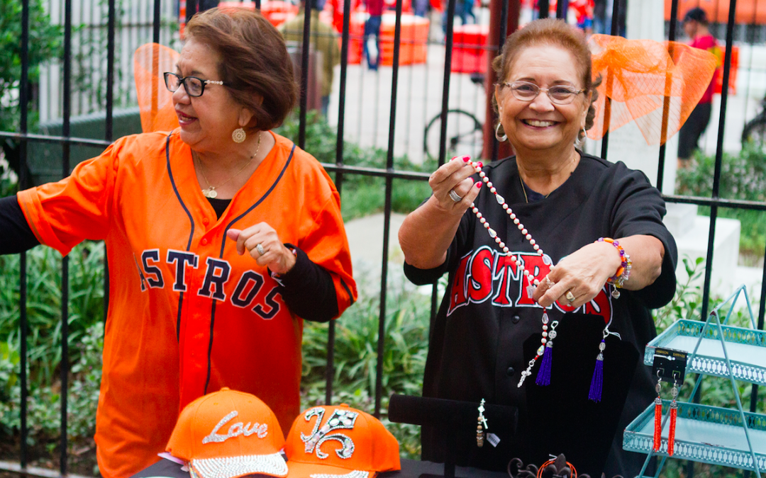 After Harvey, faith fuels Houston fans; World Series is boost city needed