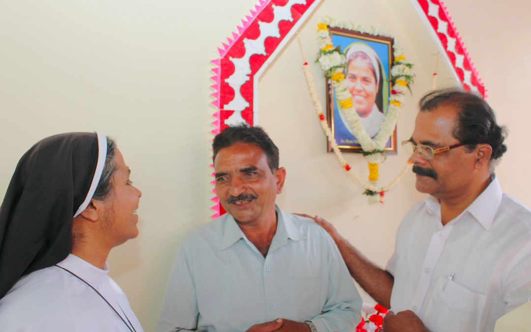 Assassin happy for beatification of Indian Clarist nun