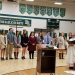 20171101  1 150x150 - Eucharistic Ministers commissioned at Bishop Ludden