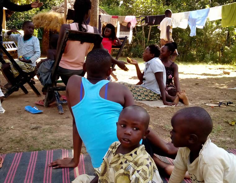 Salesian-run ministries in Uganda aid South Sudanese fleeing violence
