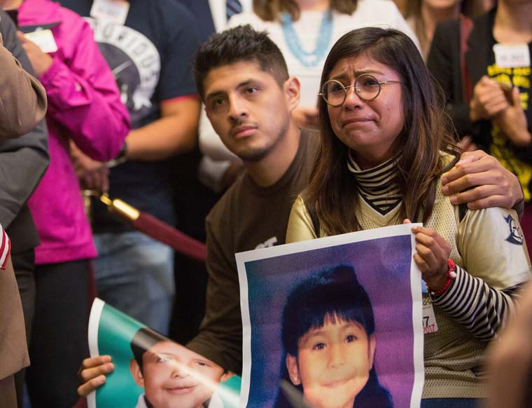 Young immigrants at Dreamers Symposium offer heartfelt plea for support