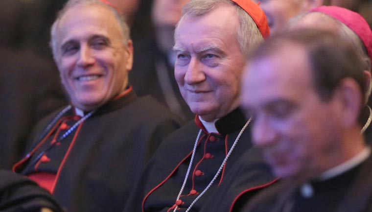 Cardinal praises USCCB for century of working for 'a more just society'