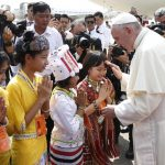 20171127T0257 63 CNS POPE MYANMAR ARRIVE 1 150x150 - After offering instruction, pope gives first Communion to 245 children