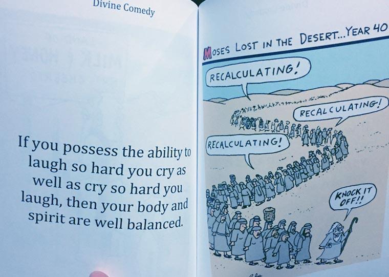 Brewerton cartoonist makes America laugh