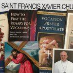 Deacon John Falge packets 1 150x150 - Faithful can help promote vocations through prayer, participation
