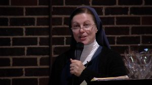 DigCAth.00 20 31 15.Still001 300x169 - Visiting 'media nun' offers insights on media literacy, being 'digital Catholics'