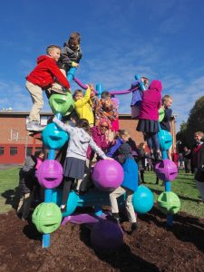 IMG 2172 225x300 - New playground piece honors memory of 'spunky, funny, and really smart' Regan Shetsky