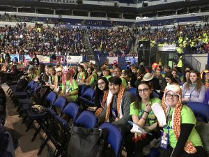 IMG 4899 300x225 - Teens from diocese attend 'life-changing' national gathering