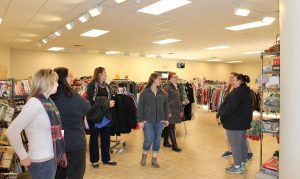 StoreTour 300x179 - New home of Catholic Charities of Oswego County blessed