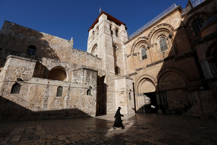 Update: Pope concerned by U.S. move to recognize Jerusalem as Israel's capital