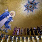 20171208T1559 0761 CNS TRINITY DOME MOSAIC 150x150 - Shrine rector sees Trinity Dome Mosaic as work of art, work of faith
