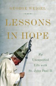20171213T0906 13151 CNS WEIGEL JOHN PAUL TABLE 197x300 - Table talk: Author shares stories from his meals with St. John Paul II
