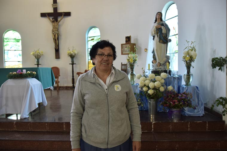 Chile's women prisoners hope pope highlights realities of their lives