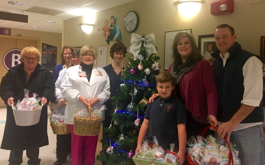 Ornament delivery is latest Act of Kindness inspired by Regan Shetsky