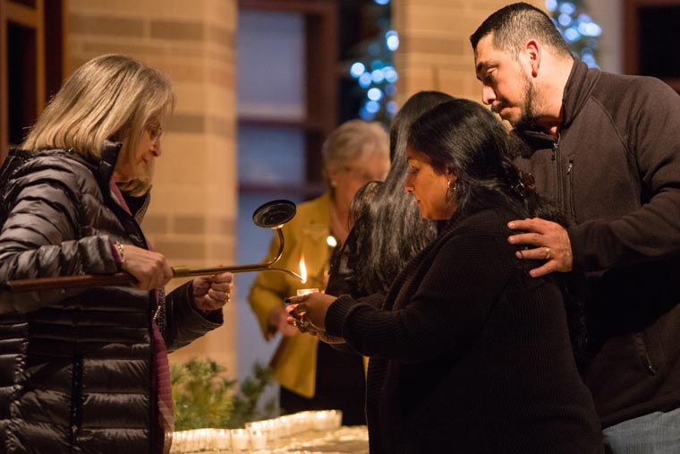 Mass offers mothers, families solace after infant loss and miscarriage