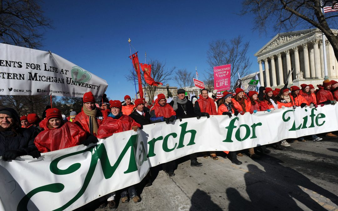 President Trump to address March for Life crowd live via satellite