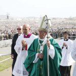20180121T1632 132 CNS POPE LIMA MASS 150x150 - Pope tops 40 million followers on Twitter, 5 million on Instagram