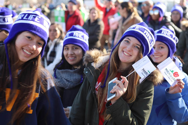 Young pro-life leaders seek to break stereotypes about millennials