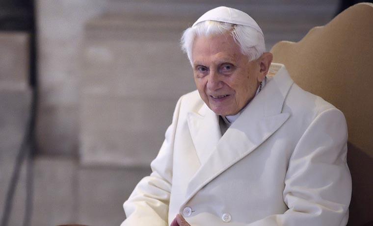Vatican denies report Pope Benedict has degenerative disease