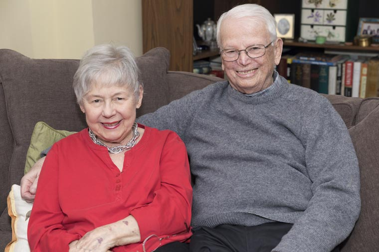 Laughter, tolerance, shared faith seen as crucial for lasting marriage