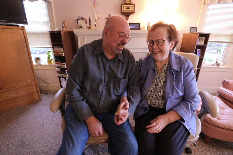 Therapy, Retrouvaille and the sacraments offer hope to failing marriages