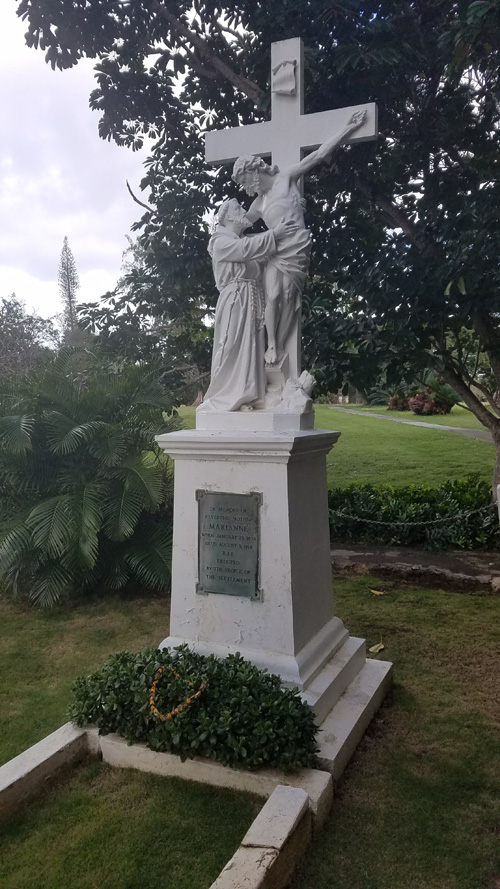 20180209 162557 - On holy ground: Local priest visits Kalaupapa, where St. Marianne ministered